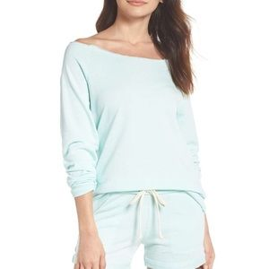 (Size L-XL) Sexy Off Shoulder Sweater